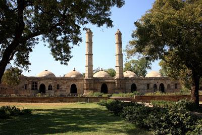 Shahar ki masjid, historical sites of India, world heritage sites of India
