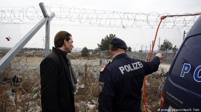 Αυστριακός Υπουργός Εξωτερικών: «Πίσω στην Τουρκία οι πρόσφυγες που ζουν στην Ελλάδα - Η Τουρκία δεν έχει θέση στην Ευρώπη»