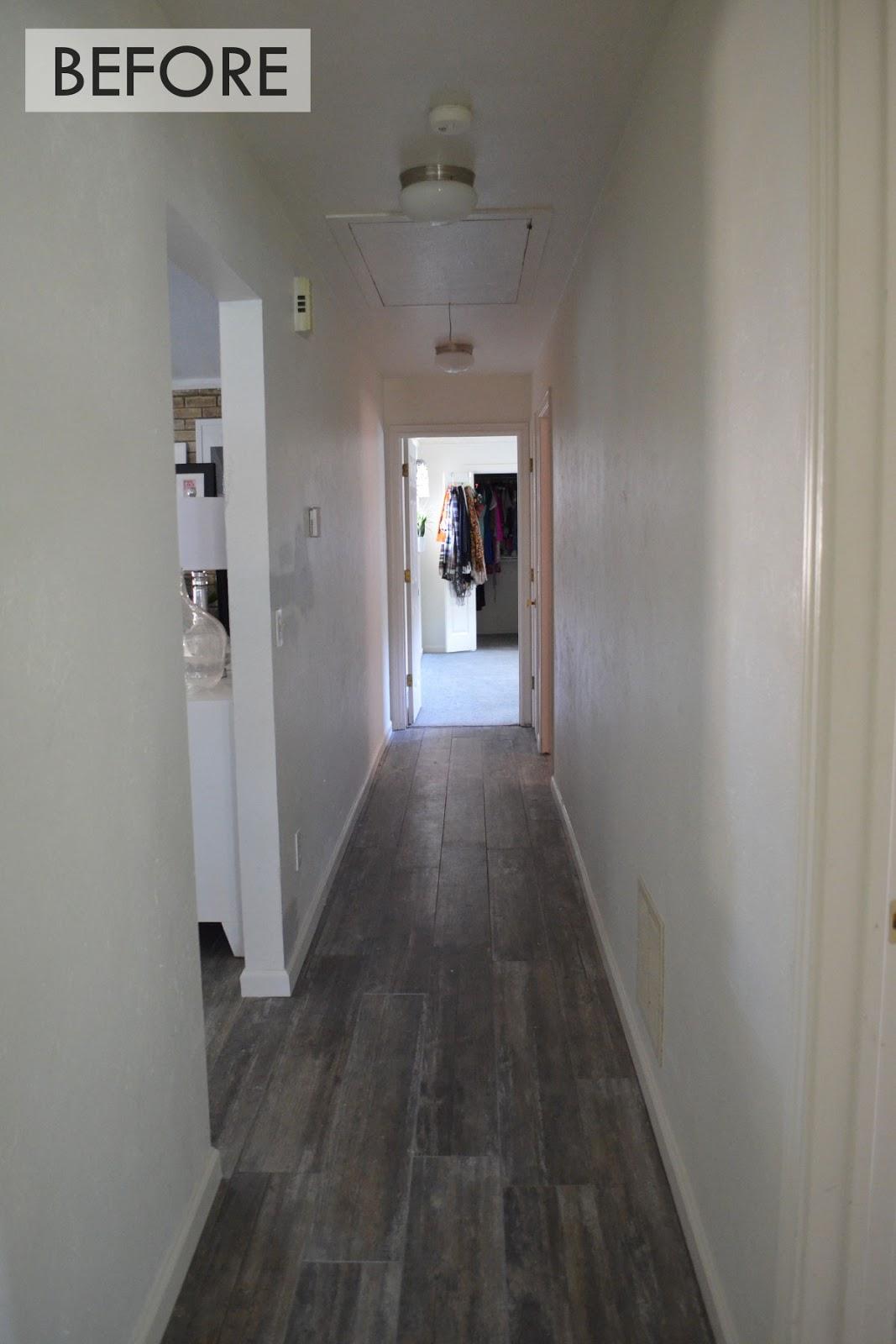 hallway finally. Hallway Finally. It Doesn\\\\u0027t Receive Much Natural Light, Finally