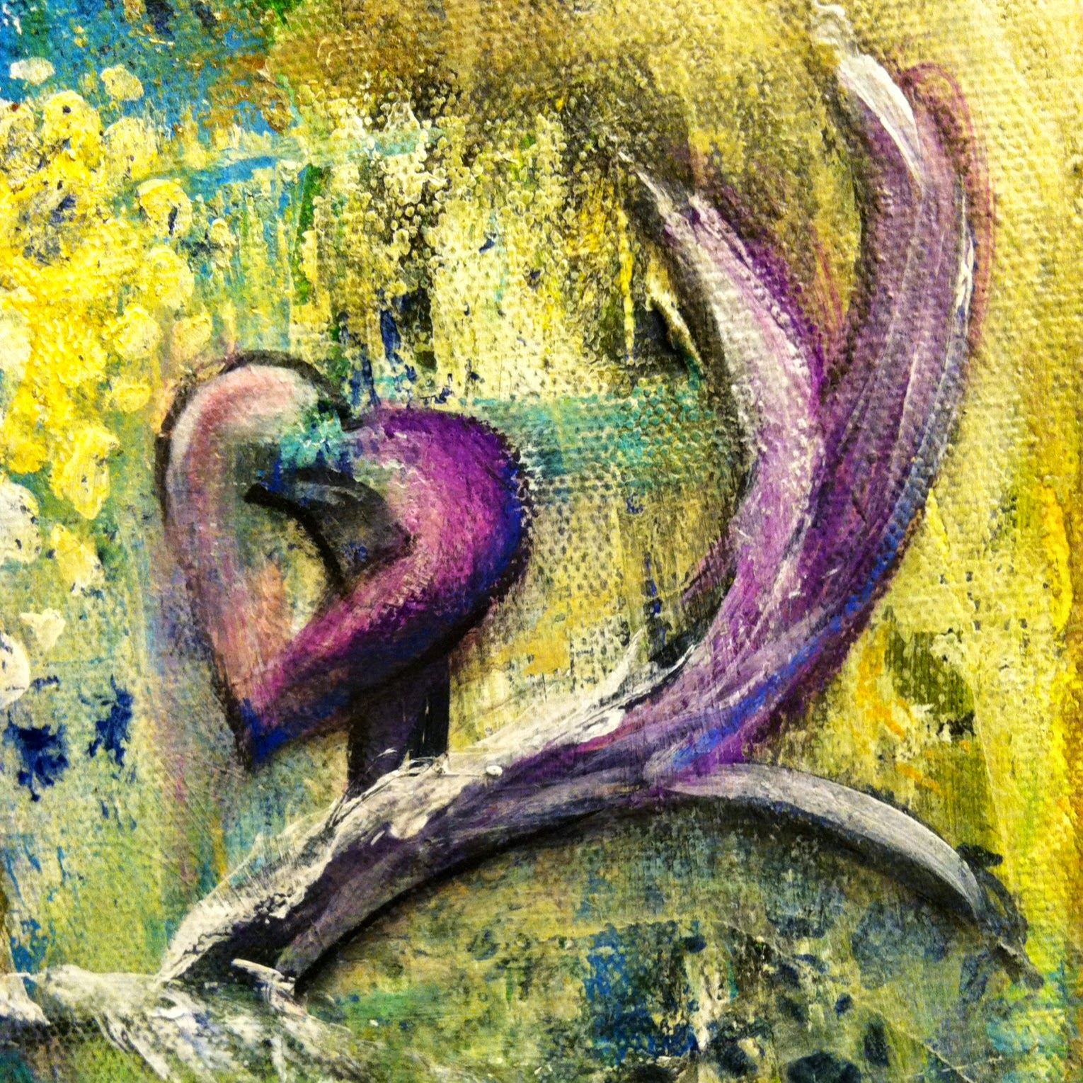 Antler and Heart