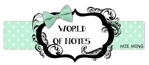 WORLD OF NOTES