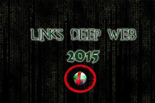 deep web links
