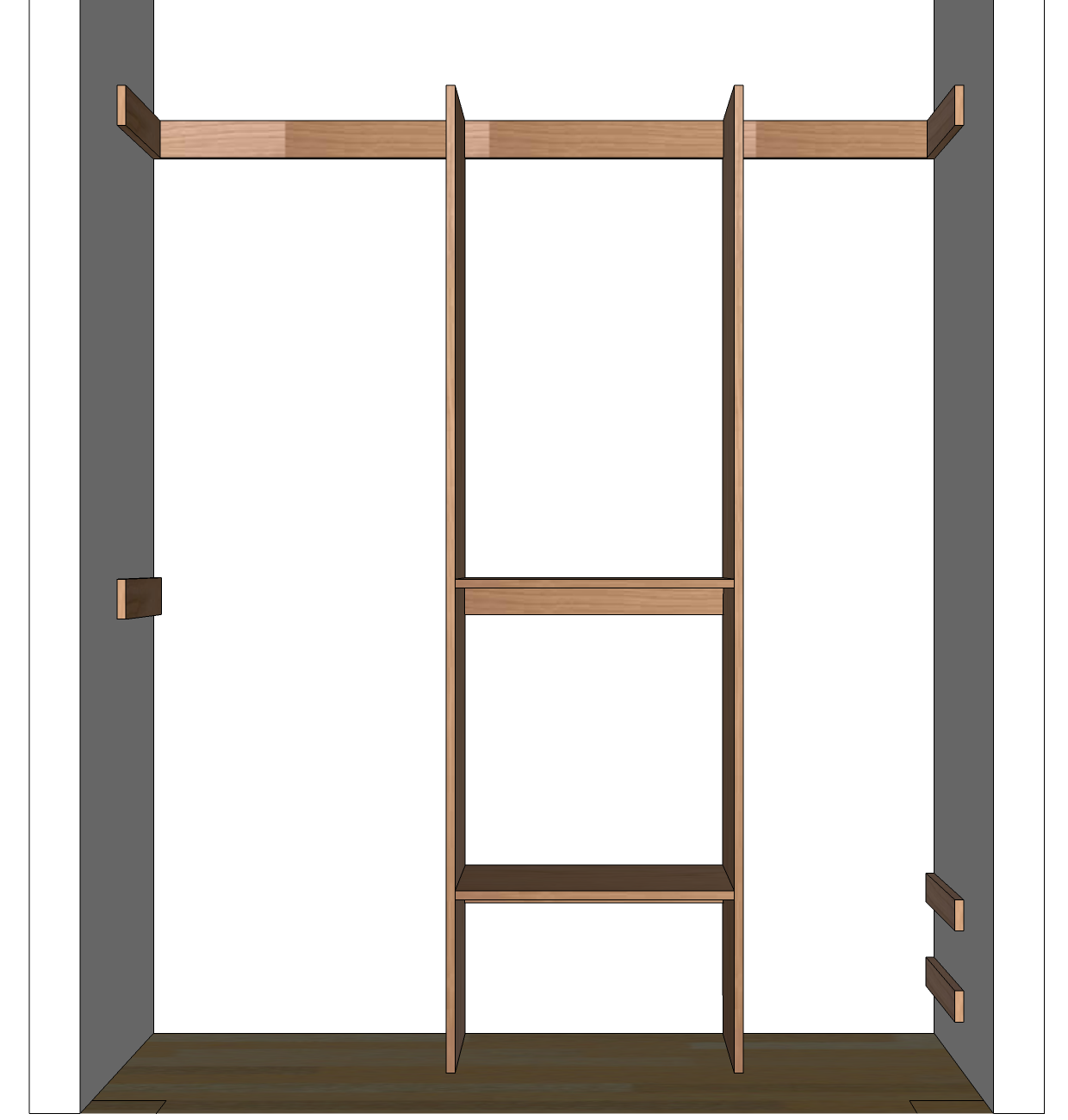 Build Wooden Wood Closet Organizers Plans Plans Download wood doweling