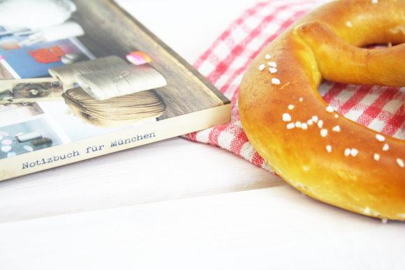 Reiseführer - Notizbuch für München