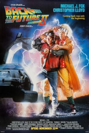 Back to the Future 2 (1989) เจาะเวลาหาอดีต ภาค 2