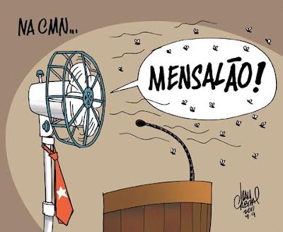 Brasil: Mensalão do PT deve ser julgado pelo STF em 2012. Já o do PSDB...