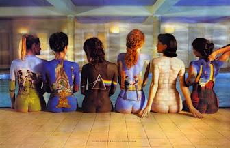 Pink Floyd Nude Girls