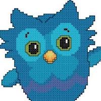 Free cross-stitch patterns