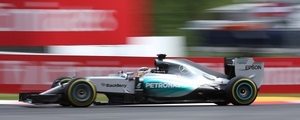 Fórmula 1: Nico Rosberg ganó el Gran Premio de Austria 2015