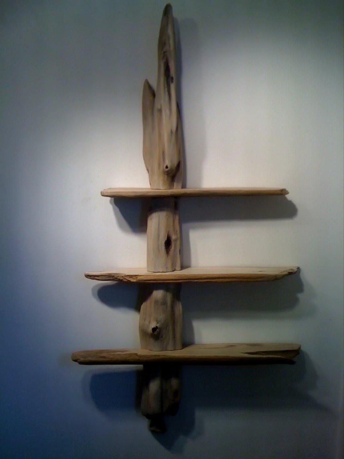 driftedge woodworking driftwood shelves sold