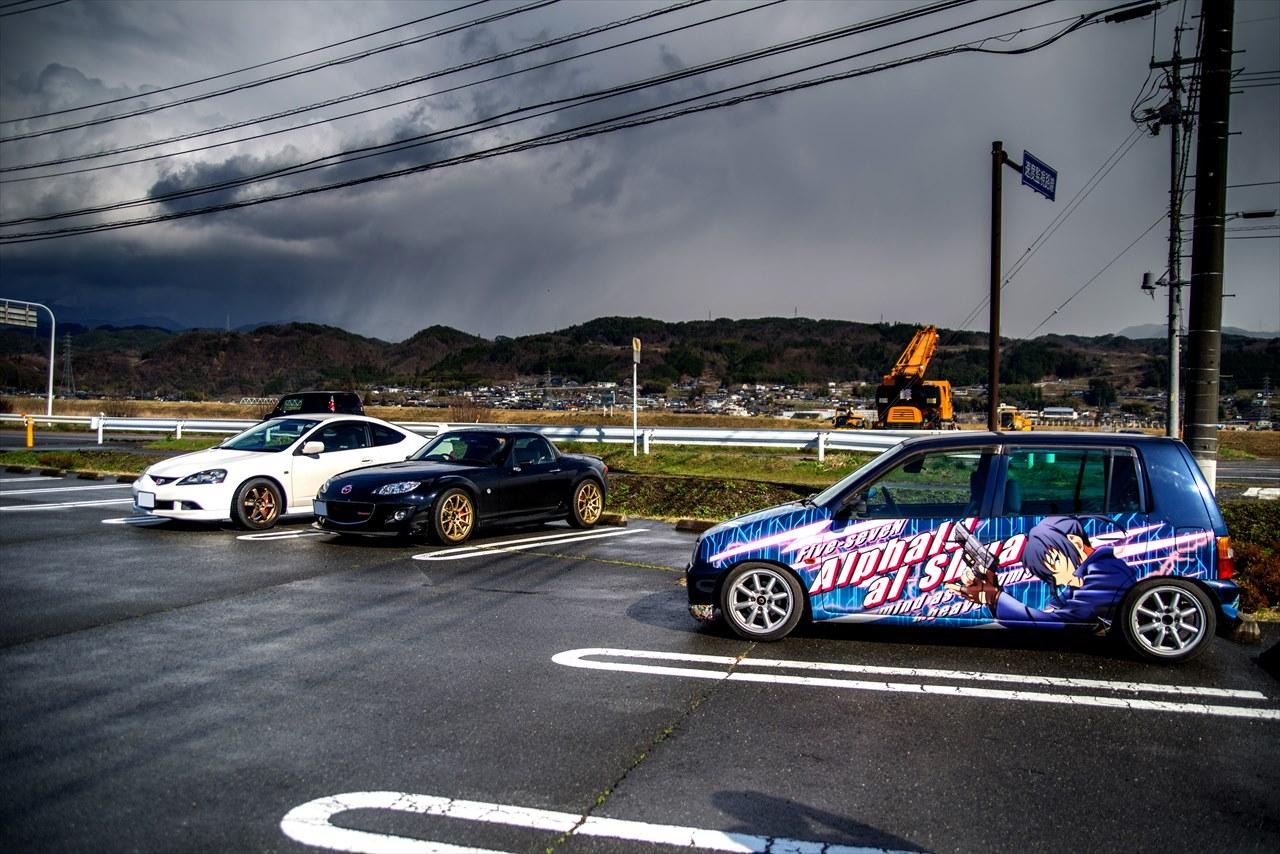 Honda Integra Type R, Mazda MX-5 NC & Suzuki Alto, samochody z duszą, roadster, VTEC is kicking in, usportowione