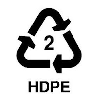 jenis plastik HDPE