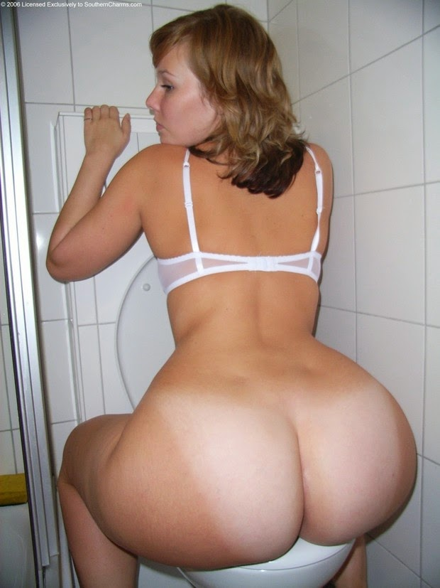 Sexy nude girls naked ass white #11