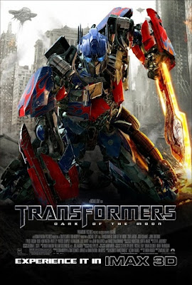 Transformers 3: Dark of The Moon (2011) DVDRip 600MB Mediafire