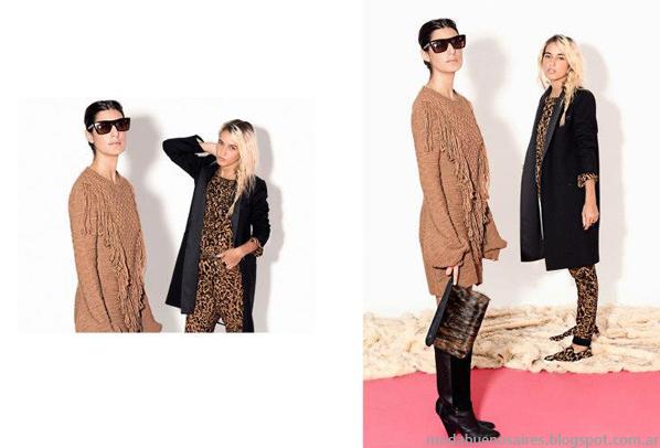 María Cher moda invierno 2013 indumentaria