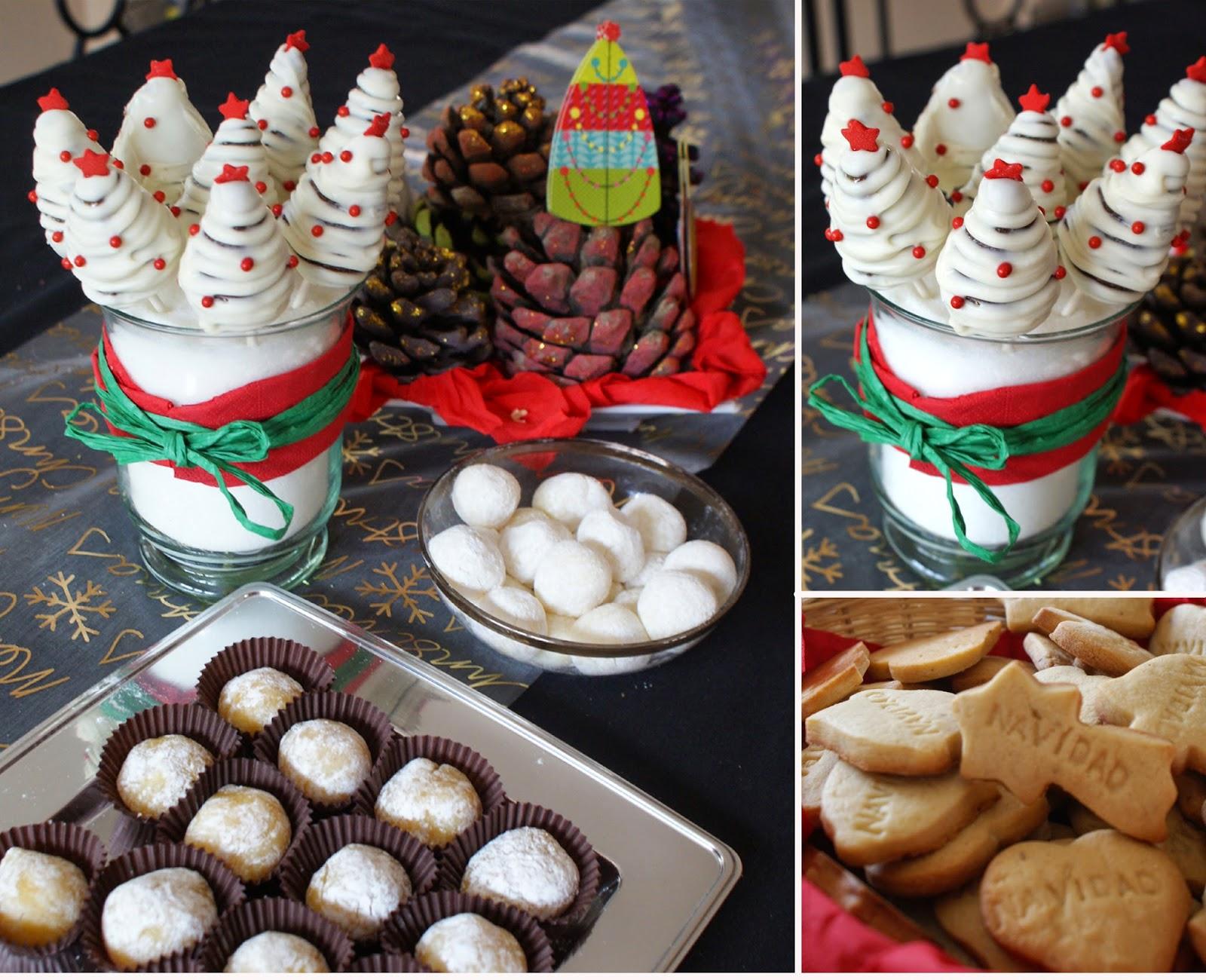 Ideas de dulces para navidad - Ideas para comida de navidad ...