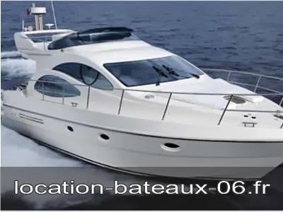 Location bateaux 06