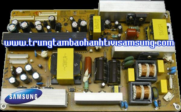 Hình ảnh: Sửa nguồn tivi samsung tại nhà ở Hà Nội