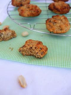 Biscoitos de amnedoim