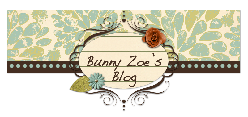 Bunny Zoe's Blog