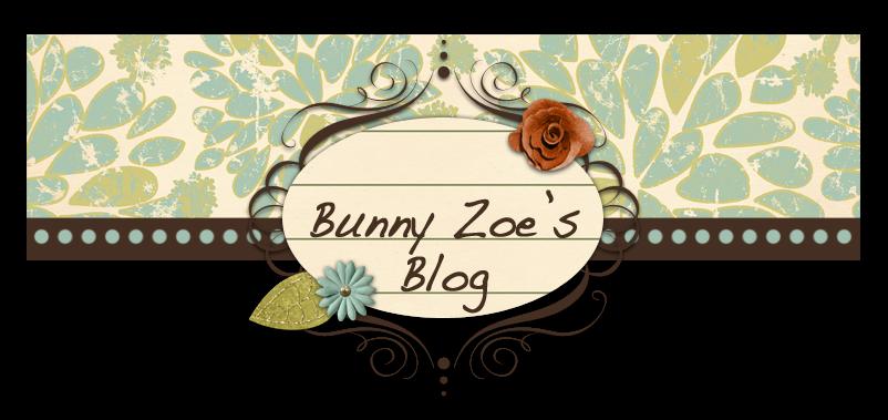 Bunny Zoe's Blog
