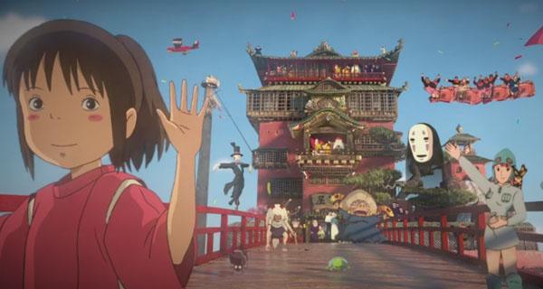 Tributo a Hayao Miyazaki