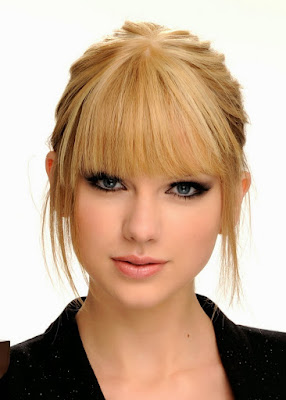 Taylor Swift Beauty Girls Cute Curly Hairstyles