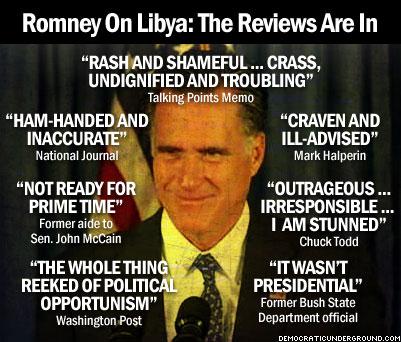 Romney s Libya mess up