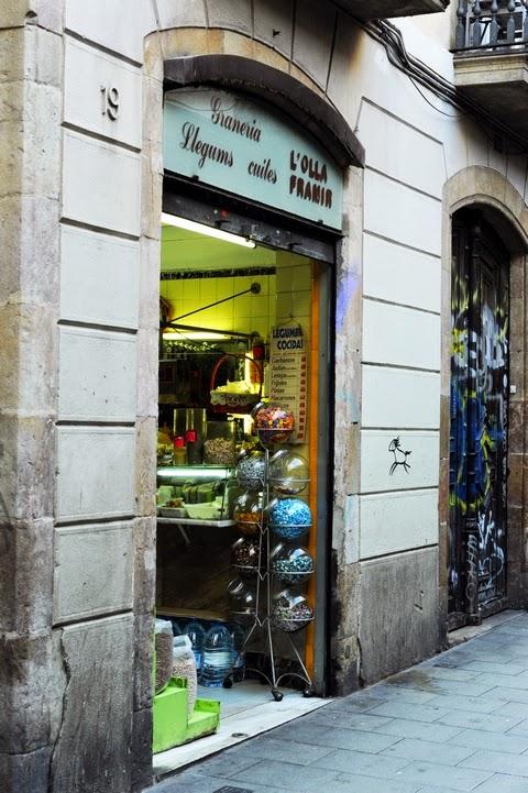 Quoi d'neuf et d'ancien dans le Barcelone qui se mange ??? Quelques adresses de par là-bas… CM#30 Tome 7