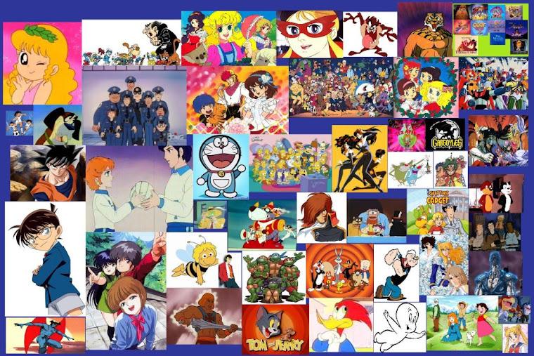 I cartoni animati dell infanzia