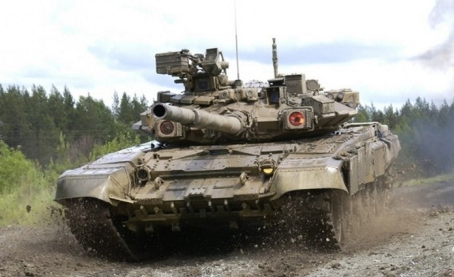 Rusia Kirim Tank Anti Rudal ke Suriah