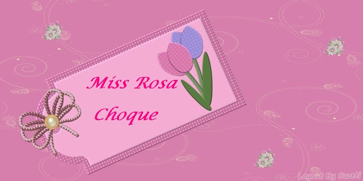 Blog Miss Rosa Choque
