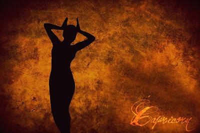 signo del zodiaco en sombra