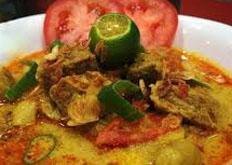 Resep praktis (mudah) soto tangkar spesial (istimewa) khas betawi enak, gurih, lezat