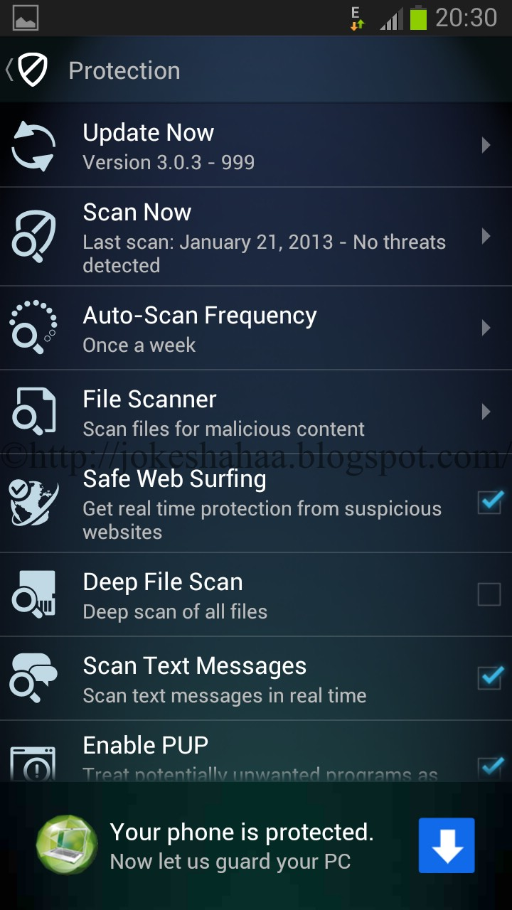 Antivirus Security - FREE_Best Free Antivirus App for Android_AVG AntiVirus FREE for Android™_AVG Mobile technologies_Antispyware For Android_Antimalware For Android
