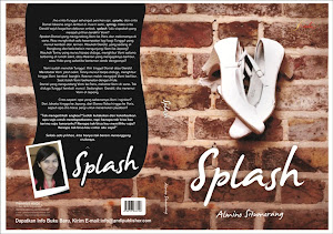 SPLASH, my 5th novel