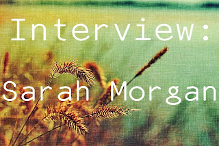 Interview: Sarah Morgan