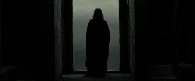 Severus Rogue Reliques de la Mort