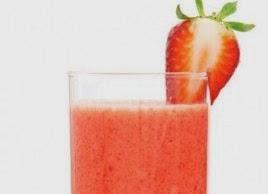 Smoothie recepty: Jahodovo-jogurtové smoothie