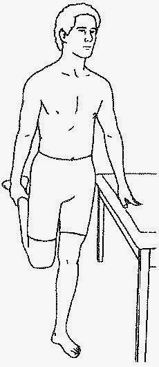 hip flexor stress treatment solo stretch