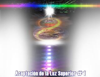 A medida que vayan regresando cada vez más a la Quinta Dimensión, van a empezar a tener sensaciones en el Cuerpo de Luz y a percibir el Lenguaje de la Luz, lo cual significará que están aceptando más Luz Superior.