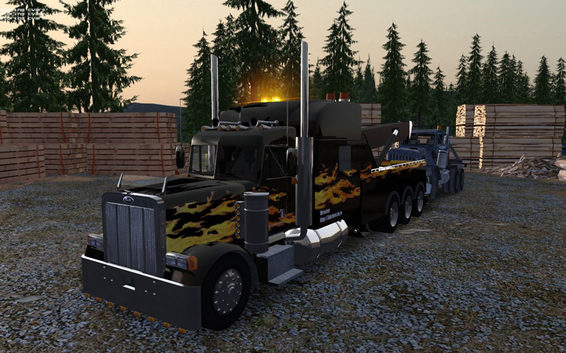 download 18 wos extreme trucker 2 mods