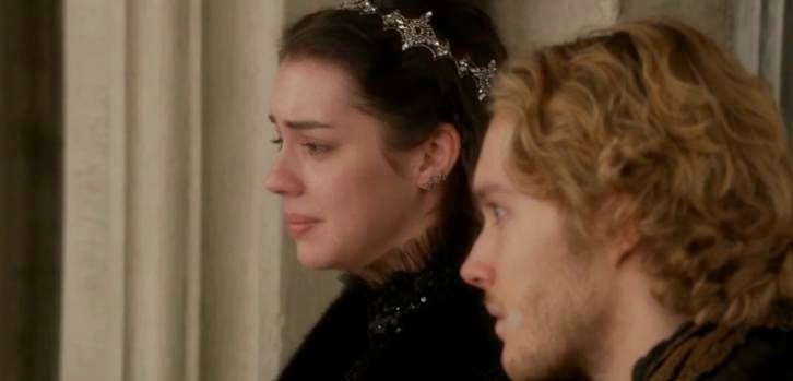 "Reign - Mercy - Review: ""Nobody puts Baby in a corner."""