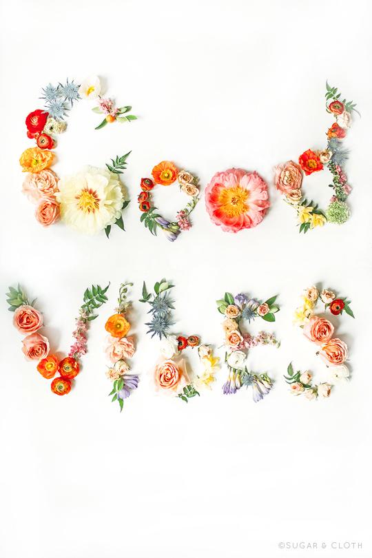 Ilustraciones florales para imprimir