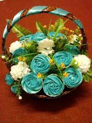 Jambangan Cupcake.