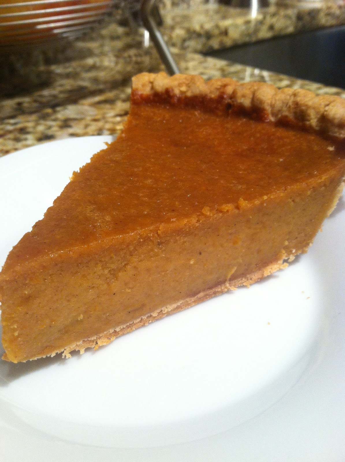 Sweet Potato Pie Recipe — Dishmaps