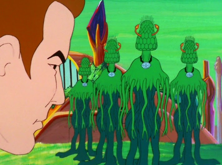 Image result for star trek animated series infinite vulcan