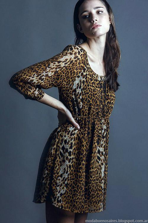 Ona Saez invierno 2013 vestidos