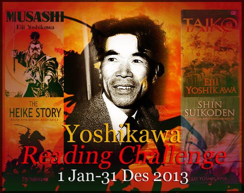 Yoshikawa Reading Challenge
