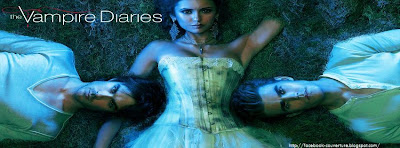 Photo couverture facebook vampire diaries